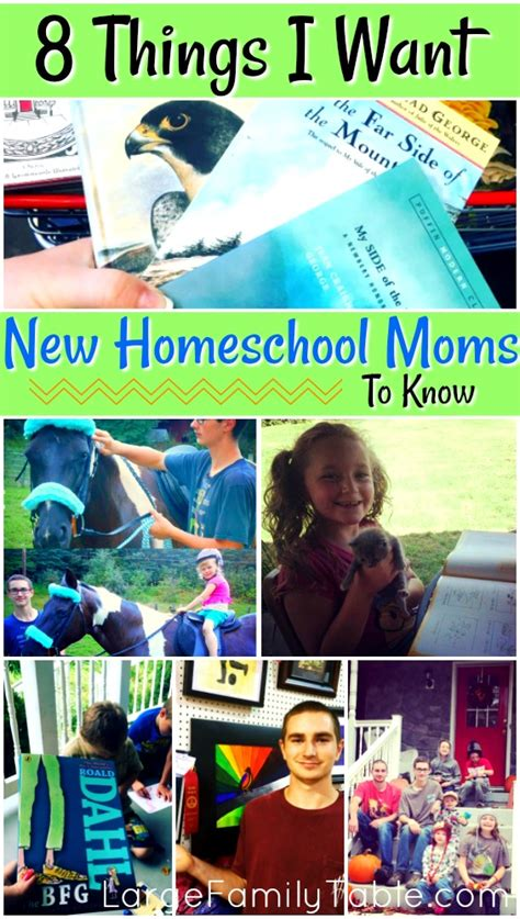 i want a new house 8 things i want new homeschooling moms to know