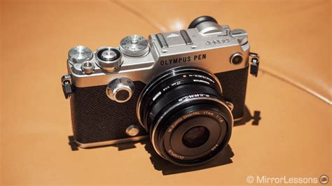 olympus pen review impressions of the olympus pen f
