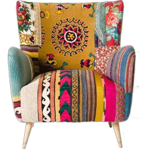 Boho Patchwork Chair - 17 best images about camas y sillones on