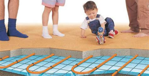 sistema radiante a pavimento pi 249 fresche con il sistema radiante a pavimento