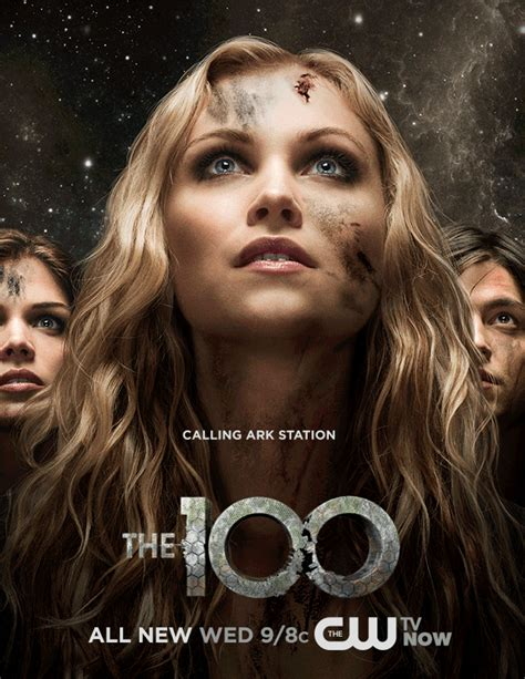 the hundredth the hundredth series the 100 new promotional poster