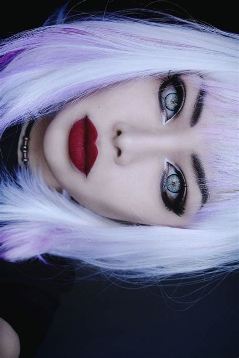 colored white out 25 best ideas about alternative hair on
