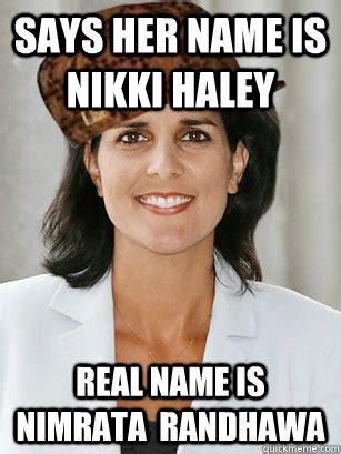 Haley Meme - scumbaghaley memes quickmeme
