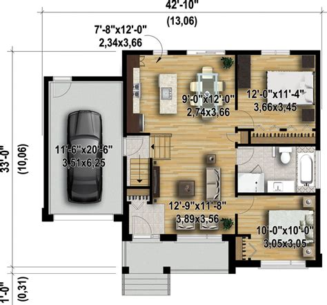 Bhg Floor Plans featured house plan bhg 9803