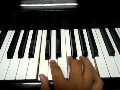 tutorial piano the scientist piano tutorial the scientist coldplay f 225 cil youtube