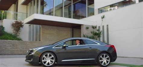 cadillac elr commercial actor cadillac s poolside ad sparks uproar in france gm