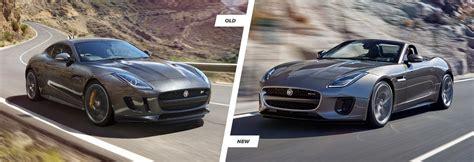 2017 jaguar f type facelift complete guide carwow