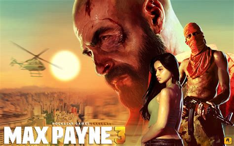 tapeten max 2012 max payne 3 wallpapers hd wallpapers id 10461