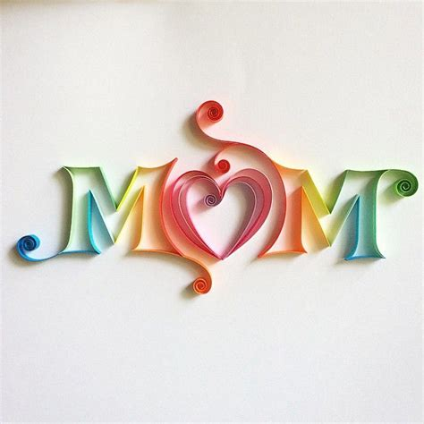 typography quilling tutorial 61 best quilled words letters typography images on