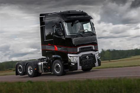 renault trucks t focus sur le renault trucks t high edition constructeurs