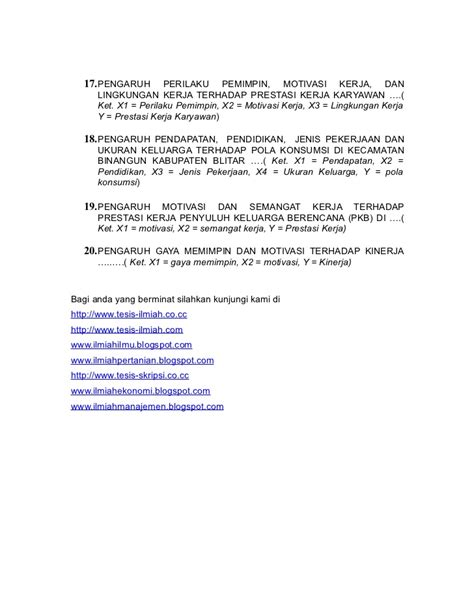tesis akuntansi perpajakan contoh judul penelitian hukum kualitatif hontoh