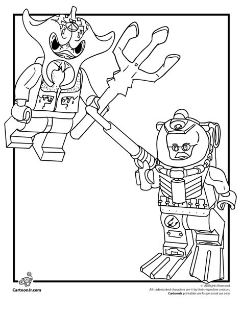 Lego Super Heroes Coloring Pages Coloring Home Lego Colouring Pages For