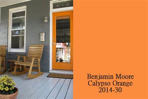 blue house orange door paint colors archives simplified bee