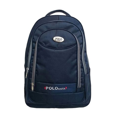 Polo Usa Rasta Pocket Laptop Backpack Tas Ransel Pria Polo Us jual polo rasta pocket biru dongker tas ransel