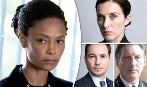 line of duty season 4 cast and characters � thandie