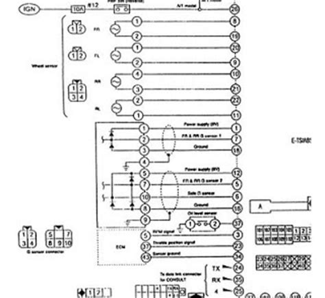nissan gt r 32 wiring diagrams wiring diagram schemes