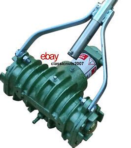tractor driven pto air compressor cylinder quality tuv manufacture ebay