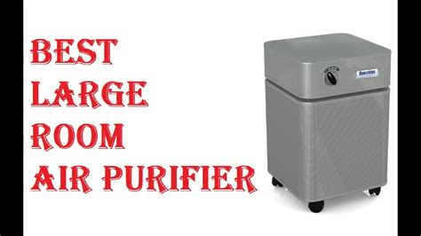 large room air purifier  youtube