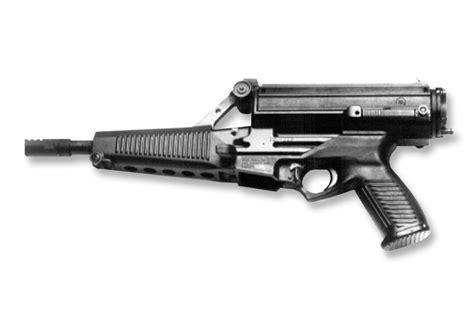 Nevada Home Design calico m960 submachine gun smg