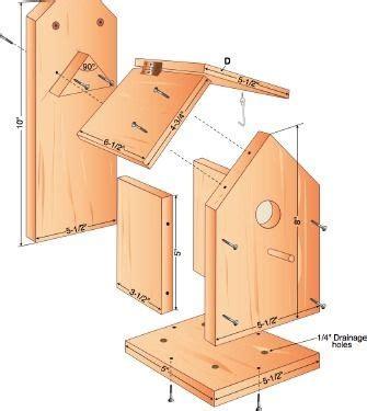 printable bird house plans home deco plans plans for a birdhouse designs woodworking plans pdf