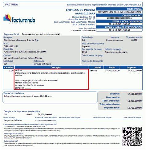 factura electronica generar nomina sistema de factura electronica cfdi share the knownledge