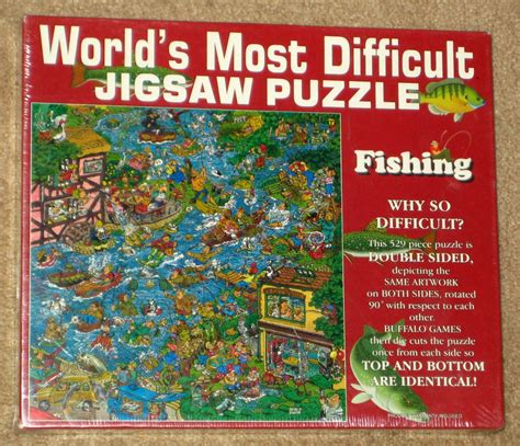 hard printable jigsaw puzzles fishing edition world s most difficult jigsaw puzzle 529