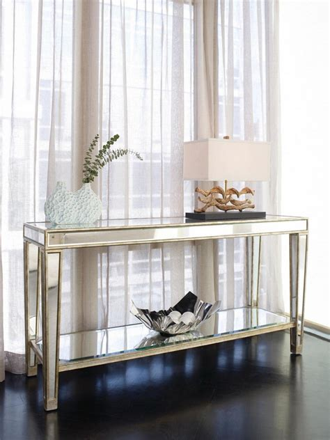 Entryway Console Table And Mirror Best Brass And Mirror Modern Console Tables