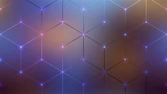 Wallpaper Blur background, Spectrum, Electromagnetic, 4K