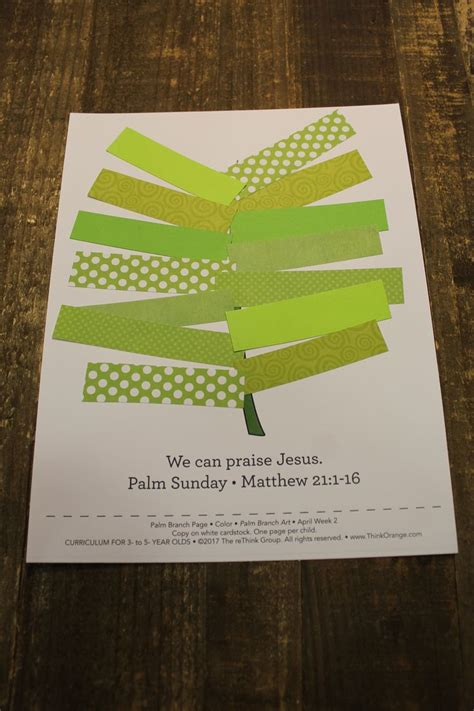 palm sunday craft for best 25 palm sunday 2017 ideas on palm sunday