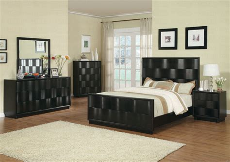 wave bedroom set wave bedroom set by coaster