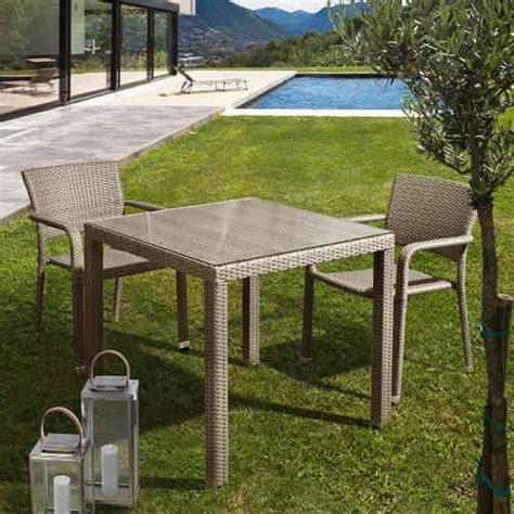 tavoli e sedie rattan offerte set tavoli e sedie polyrattan offerte sconti 70 su etnico