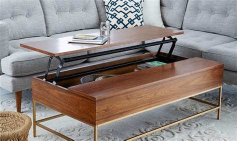 coffee tables for small spaces 8 best coffee tables for small spaces