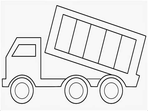 truck color by number coloring pages dump truck coloring pages printable realistic coloring pages