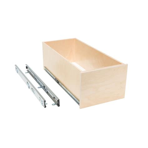 Sliding Cabinet Shelves Home Depot by Rolling Shelves 15 In Express Pullout Shelf Rsxp15 The
