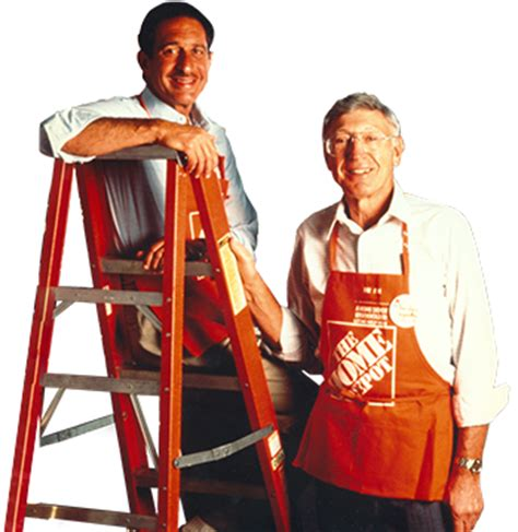 home depot started in what year hello ross