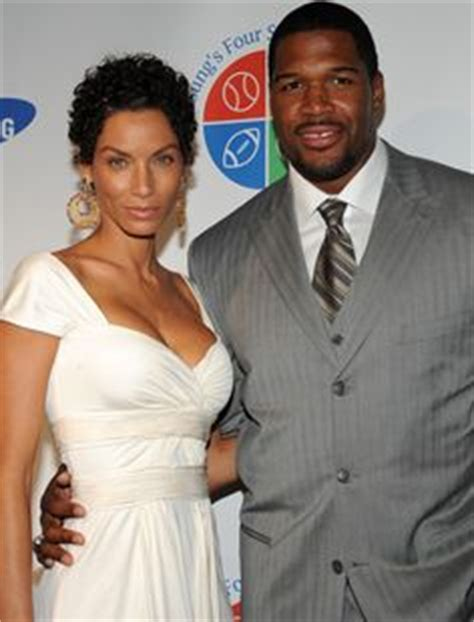 michael strahan new haircut twa hairstyles naturalhair curls to know nicole murphy