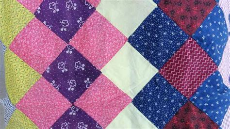 Wine Colored Quilt Humble Quilts Vintage Quilt Tops