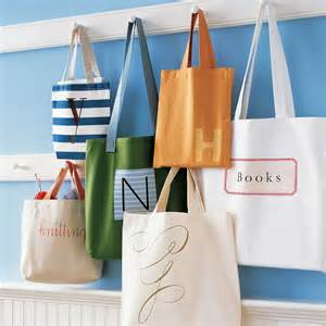 How To Make Handmade Tote Bags - handmade tote bags martha stewart