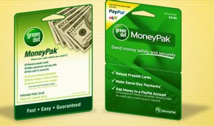 Netspend Gift Card - instructions on how to load your account using moneypak and netspend gift cards