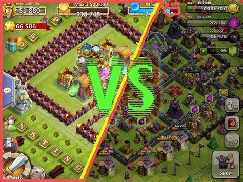 clash of clans jesse s clash of clans battle cats terraria castle clash vs clash of clans youtube