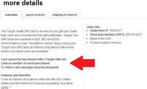 Target Gift Card Problems - target visa gift card and shopdiscover ways to save money when shopping