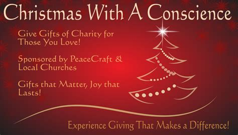 alternatives to gift giving at christmas give gifts that matter alternative market continues union church berea