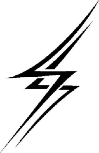 tribal lightning tattoo pics for gt lightning bolt drawing