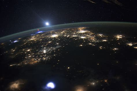 nasa space pictures sprites above the u s and central america image of