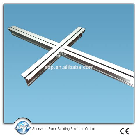 Cross Ceiling - metal ceiling track suspended ceiling cross t bar