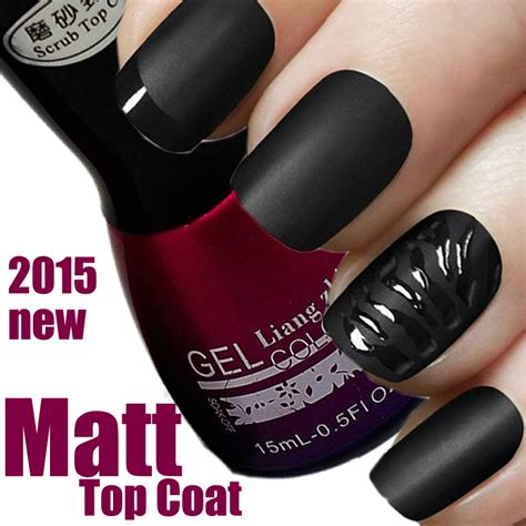 matt gel 15ml matt matte top coat nail salon uv gel acrylic