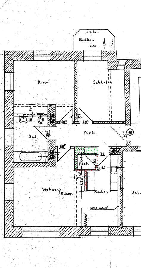 Wie Erkennt Eine Tragende Wand by Tragende Waende Oder Nicht Frag Den Architekt