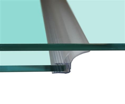 Unifin Vertical Seal For Sliding Glass And Shower Doors Sliding Glass Door Seal Repair