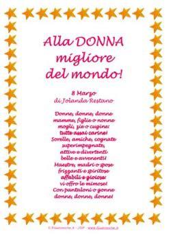 cornici per poesie poesia cornice festa donna stelle blogmamma it