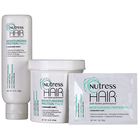protein conditioner protein conditioner for damaged hair from nutress hair